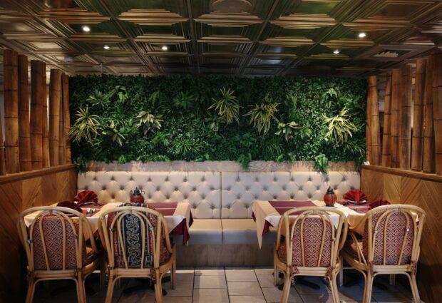 בוטים למסעדות: הכירו את הרהיט הטרנדי לשנת 2022