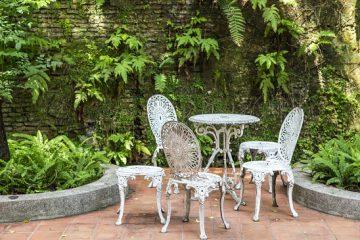 עיצוב כסאות גן לכל מזג אוויר – בקלות וביעילות
